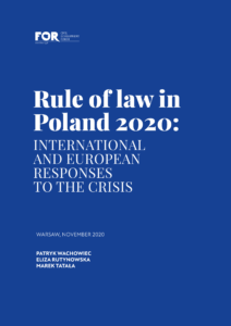 Rule of Law 2020